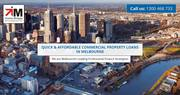 Commercial Property Finance Expertise in Melbourne