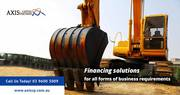Get Tailored Plant And Equipment Finance Easily