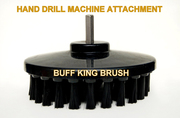 Buff King Abrasive DE-Burring Brush