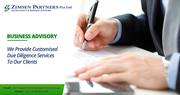 Get The Professional Business Due Diligence: Call Now