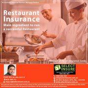 Get Restaurants and shop Insurance in Perth,  Australia
