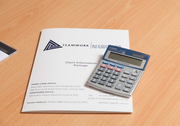 We offer a range of leading accounting services