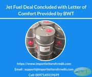 BWT: Jet Fuel Deal Concluded with BCL MT799