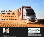 Looking for Commercial Truck Insurance? Here's a Solution